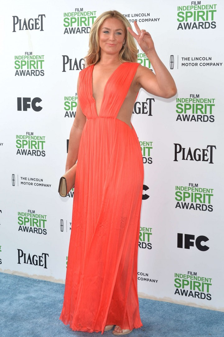Elisabeth Rohm: 2014 Film Independent Spirit Awards -17