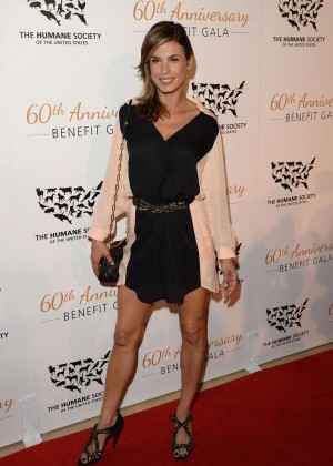 Elisabetta Canalis: The HSUSs 60th Anniversary Benefit Gala -01
