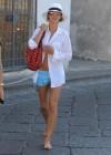 Elisabetta Canalis in Bikini Top -09