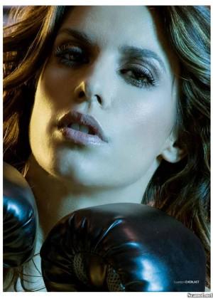Elisabetta Canalis: Maxim Magazine -06