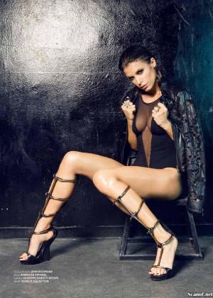Elisabetta Canalis: Maxim Magazine -09