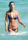 Elisabetta Canalis Bikini: 2013 Porto Cervo Italy -08