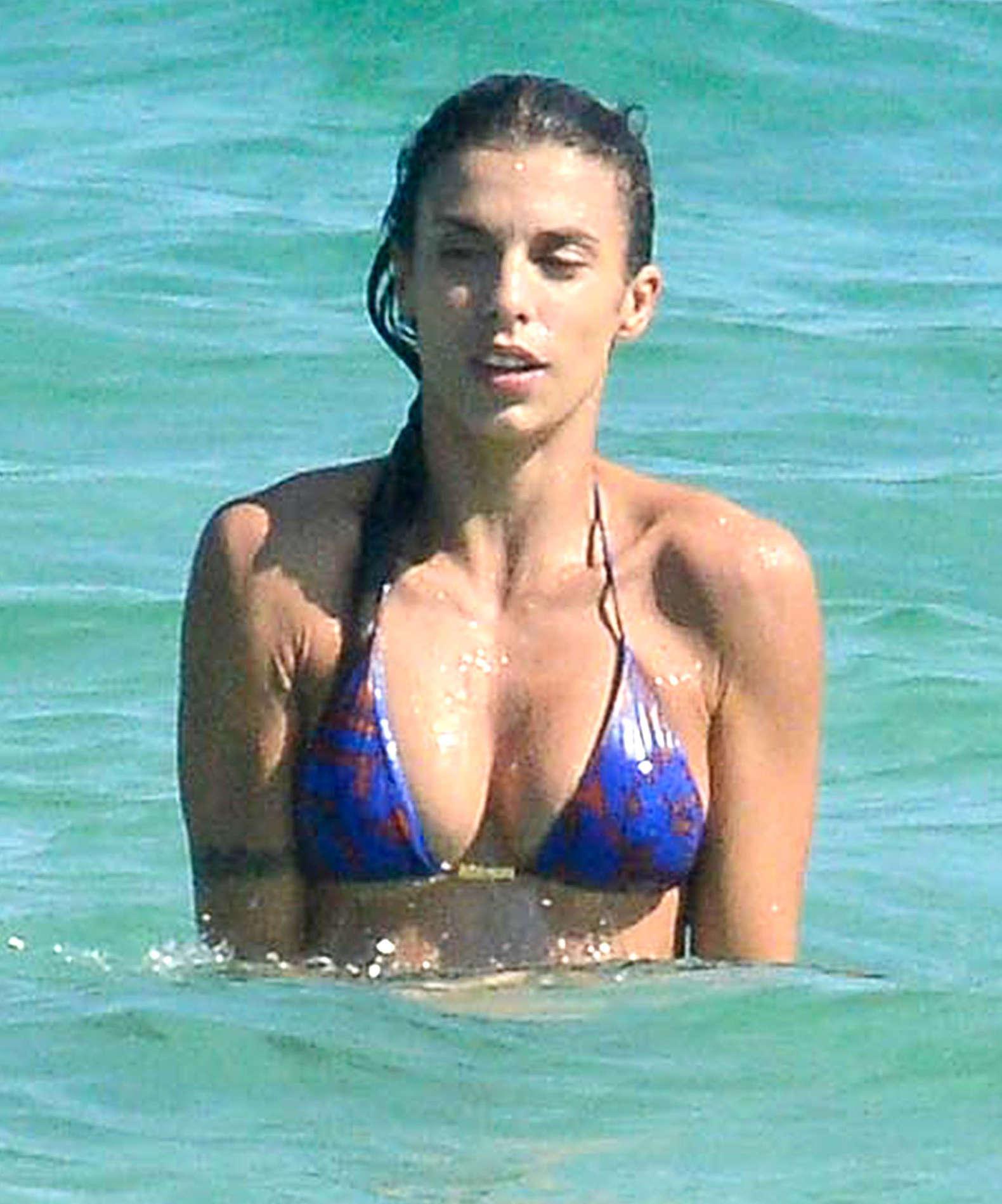 Elisabetta canalis bikini video — pic 14