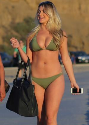 Elise Mosca Bikini Photos: 2014 Santa Monica -07