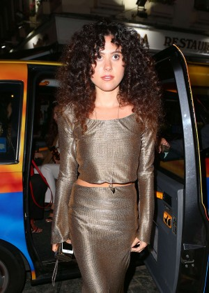 Eliza Doolittle - AnOther Magazine's Party in London