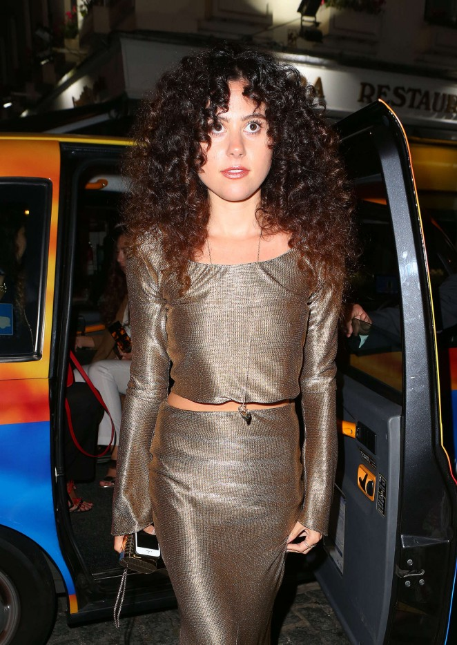 Eliza Doolittle – AnOther Magazine's Party in London