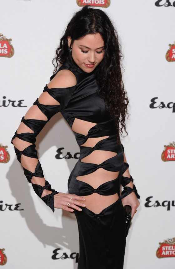 Eliza Doolittle - Cut-out Jumpsuit at Esquire Summer Party in London -11