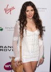 Eliza Doolittle in White Dress at WTA Tour Pre-Wimbledon Party-10