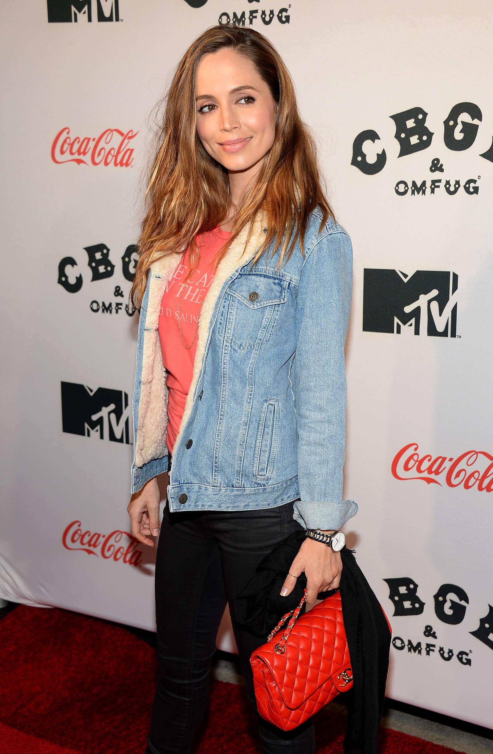 Eliza Dushku 2013 : Eliza Dushku: CBGB Premiere -03