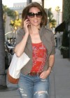 Elizabeth Banks out in Beverly Hills -01