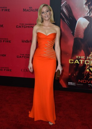 Elizabeth Banks - The Hunger Games: Catching Fire Premiere -04