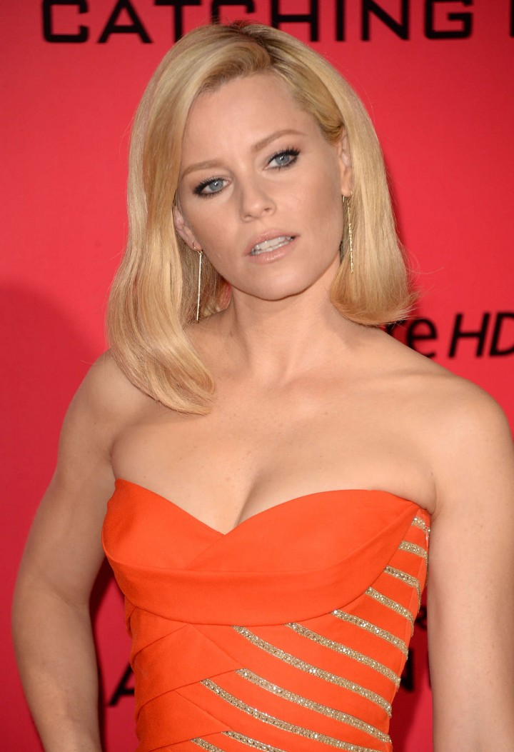 Elizabeth Banks - The Hunger Games: Catching Fire Premiere -08
