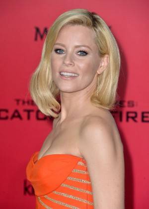 Elizabeth Banks - The Hunger Games: Catching Fire Premiere -09