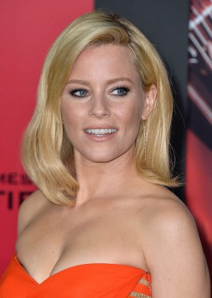 Elizabeth Banks - The Hunger Games: Catching Fire Premiere -19