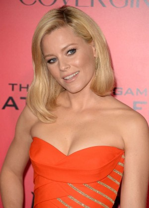 Elizabeth Banks - The Hunger Games: Catching Fire Premiere -27