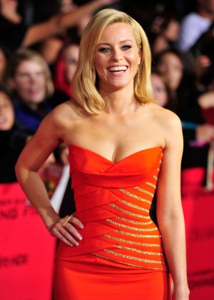 Elizabeth Banks - The Hunger Games: Catching Fire Premiere -28