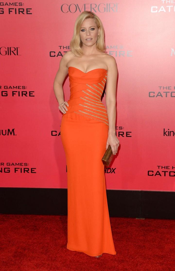 Elizabeth Banks - The Hunger Games: Catching Fire Premiere ...  Elizabeth Banks...