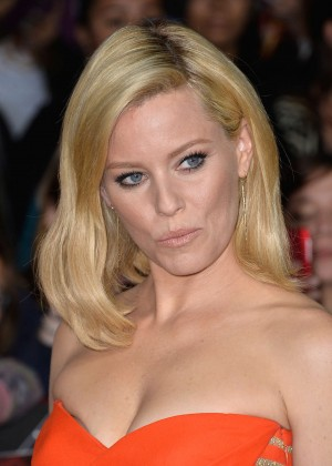 Elizabeth Banks - The Hunger Games: Catching Fire Premiere -42