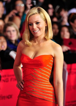 Elizabeth Banks - The Hunger Games: Catching Fire Premiere -43