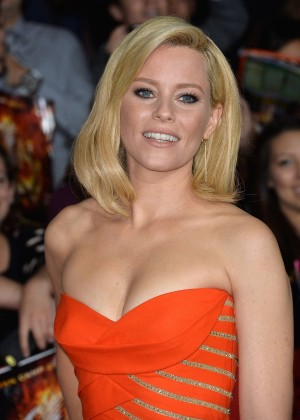 Elizabeth Banks - The Hunger Games: Catching Fire Premiere -45