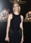 Elizabeth Banks - The Hunger Games: Catching Fire premiere in Paris -06