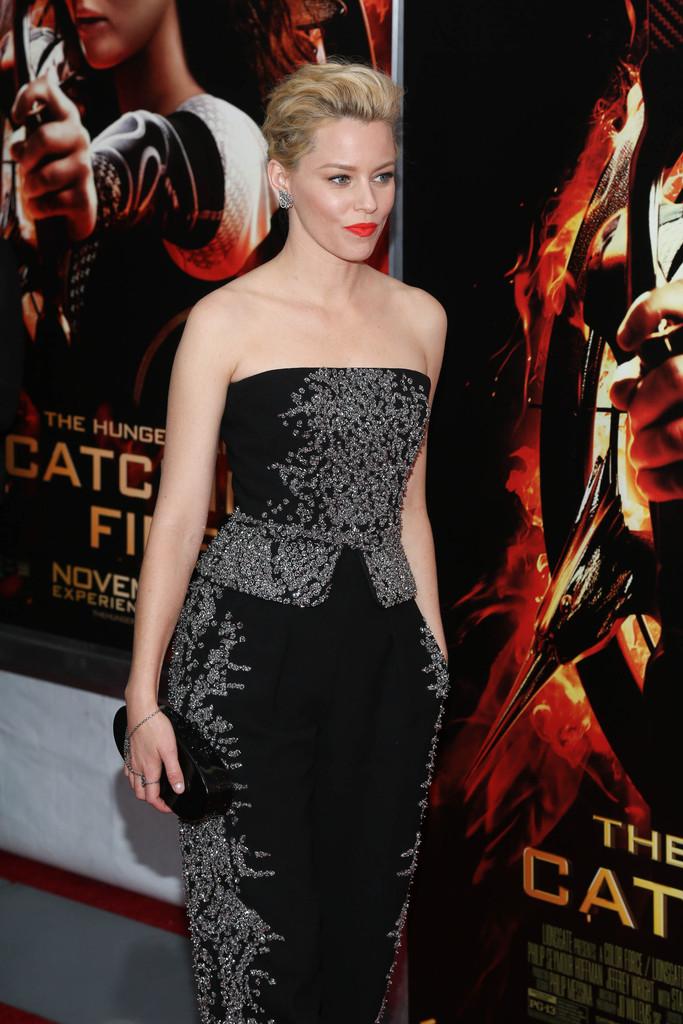 Elizabeth Banks - The Hunger Games: Catching Fire ...  Elizabeth Banks...
