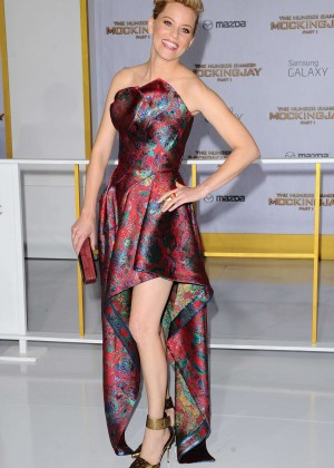 Elizabeth Banks - 'The Hunger Games: Mockingjay - Part 1' Premiere in LA