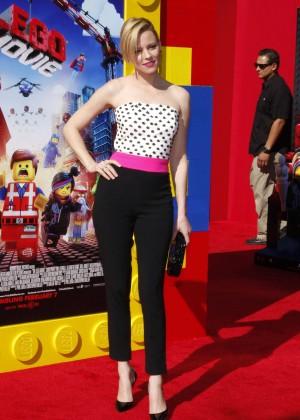 Elizabeth Banks: The LEGO Movie Premiere -08