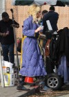 Elizabeth Banks at set of Walk Of Shame -08