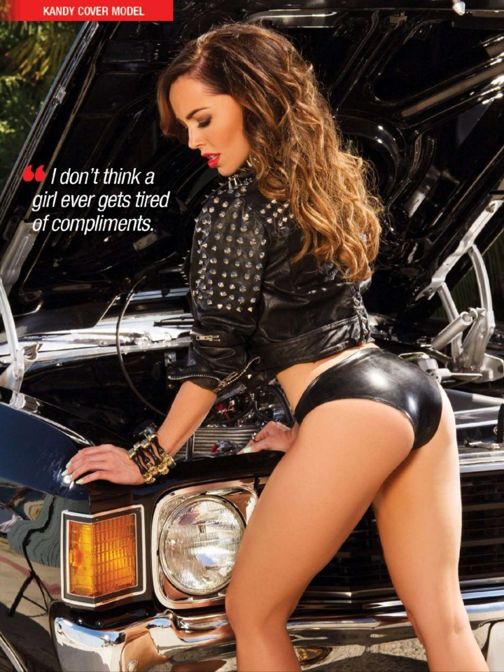 Elizabeth Deo: Kandy Magazine -01