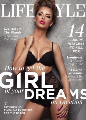 Elizabeth Deo: Lifestyle For Men Magazine 2014 -02