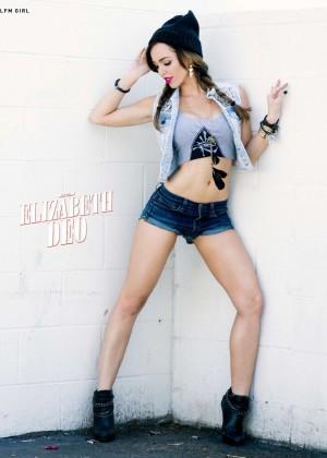 Elizabeth Deo: Lifestyle For Men Magazine 2014 -03