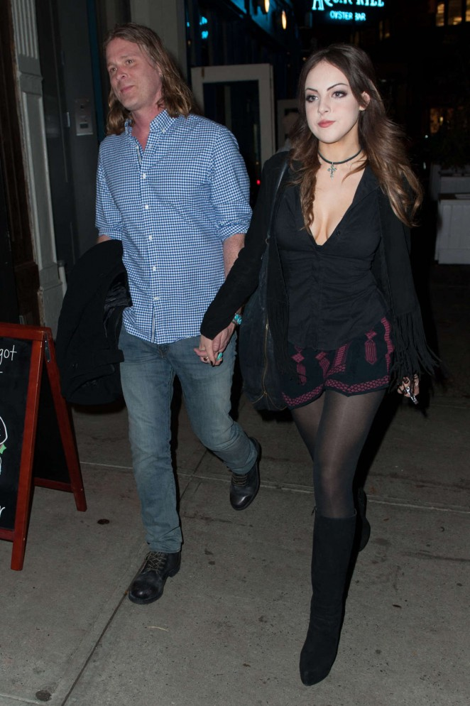 Elizabeth Gillies Night Out In Soho – GotCeleb