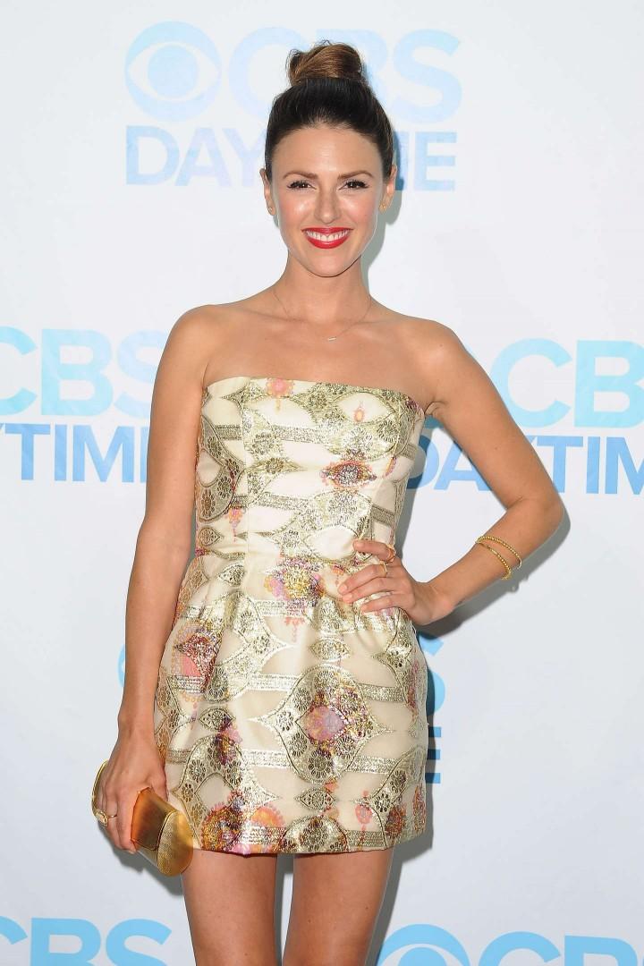Elizabeth Hendrickson – 41st Annual Daytime Emmy Awards After Party in Beverly Hills