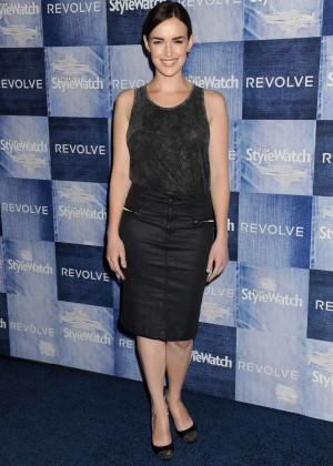 Elizabeth Henstridge - People StyleWatch 4th Annual Denim Party in LA