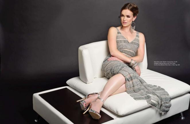 Elizabeth Henstridge: Regard Magazine 2014 -10 - GotCeleb