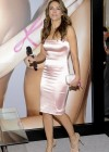 Elizabeth Hurley - Tight Dress Candids in NYC-10