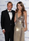 Elizabeth Hurley - Cleavage and Leggy Candids at Operation Smile Ball in London-08