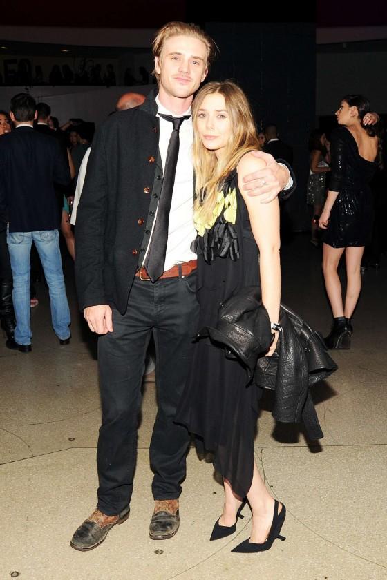 Elizabeth Olsen: Guggenheim International Gala 2013 -05