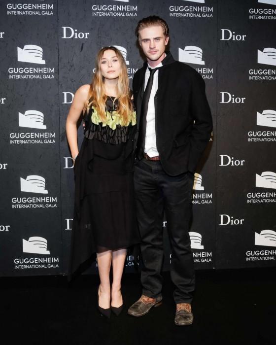 Elizabeth Olsen: Guggenheim International Gala 2013 -09