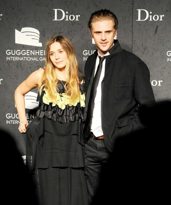Elizabeth Olsen: Guggenheim International Gala 2013 -12