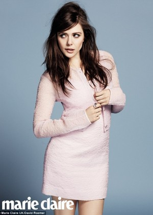 Elizabeth Olsen - Marie Claire UK (June 2014) -03