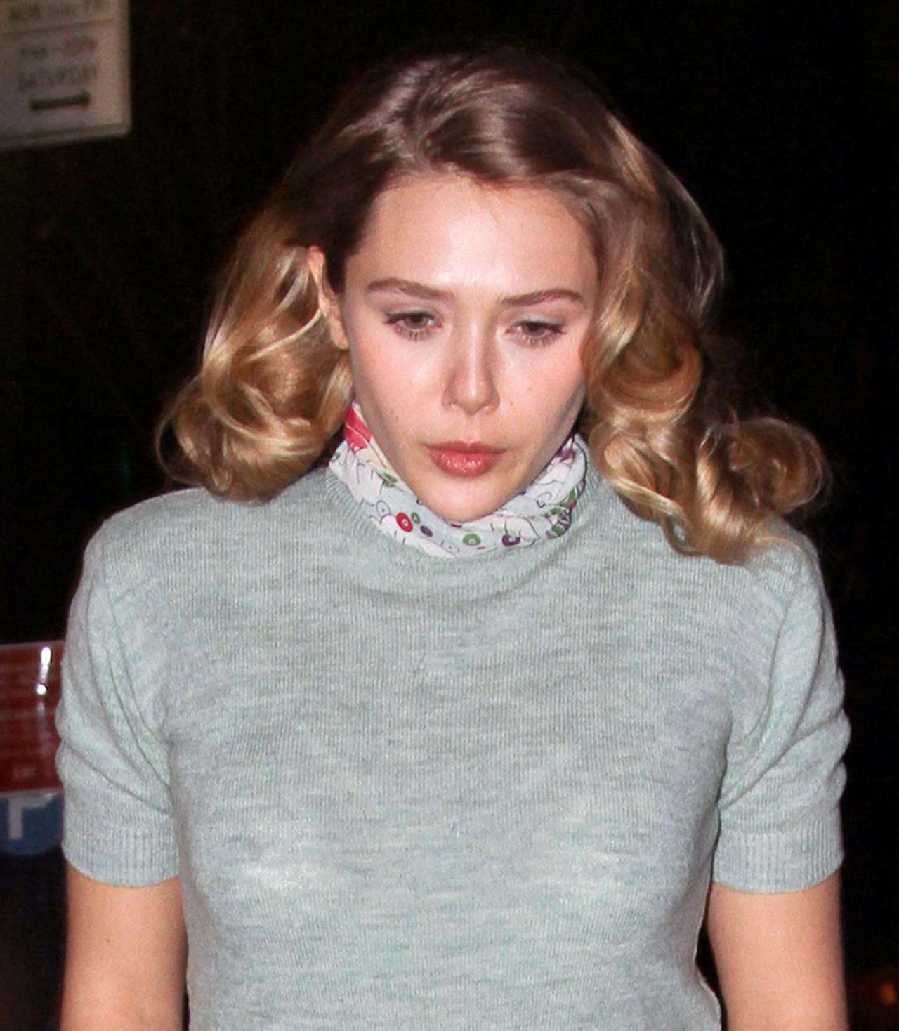 Elizabeth Olsen 2012 : Elizabeth Olsen on the set of Kill your darlings-09