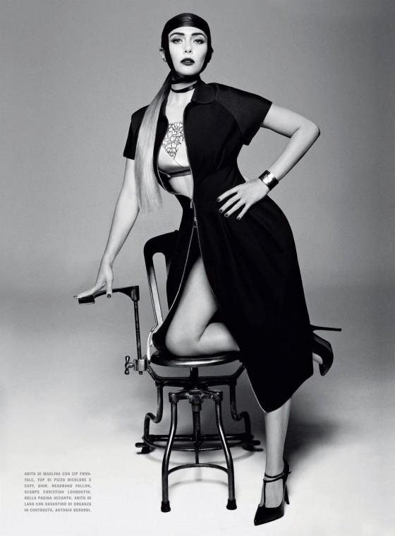 Elizabeth Olsen: Vogue Italia -08