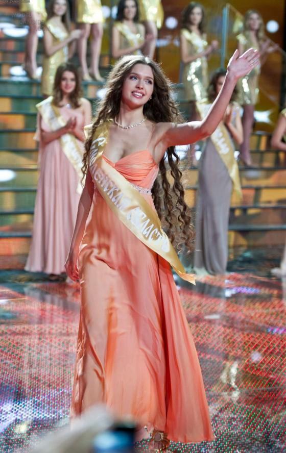 Photos Profiles: Miss Russia 2012- Elizaveta Golovanova