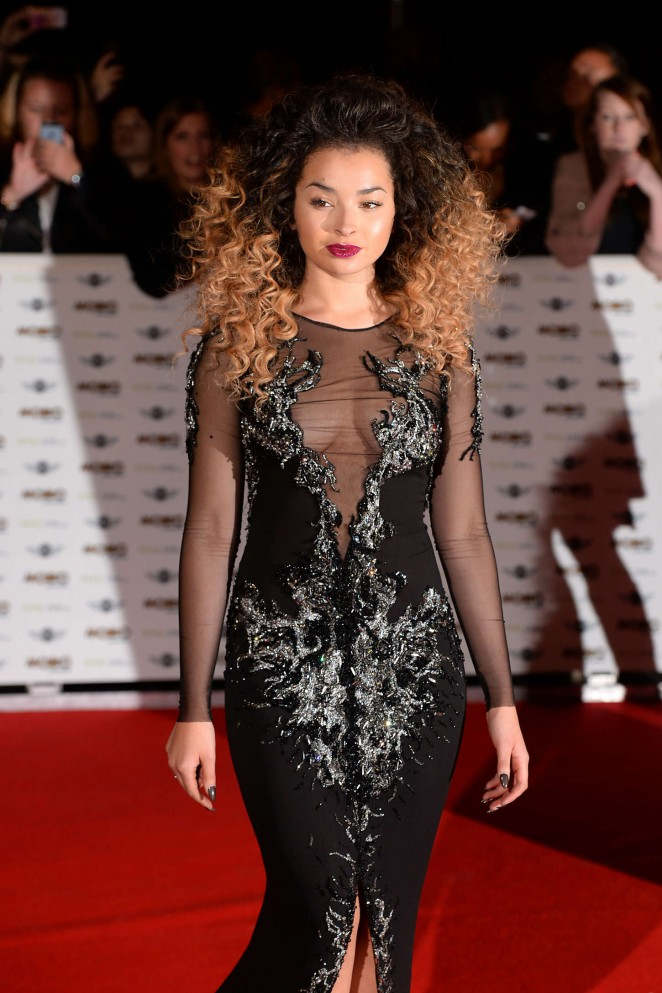 Ella Eyre - 2014 MOBO Awards in London