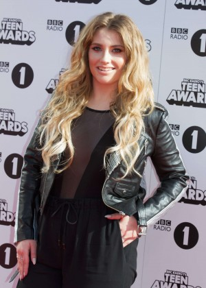 Ella Henderson - 2014 Radio One Teen Awards in London