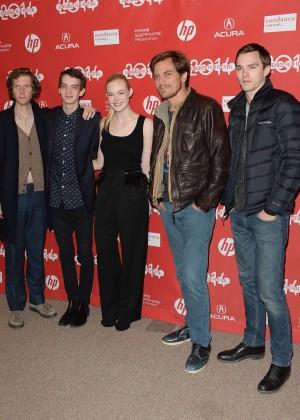Elle Fanning: 2014 Sundance Young Ones Premiere -02