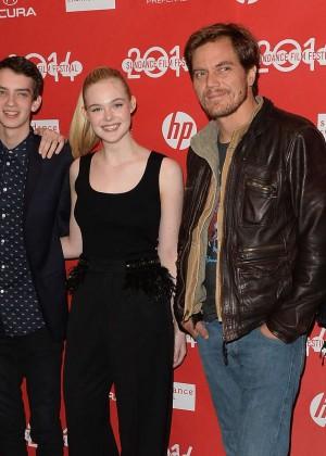 Elle Fanning: 2014 Sundance Young Ones Premiere -08