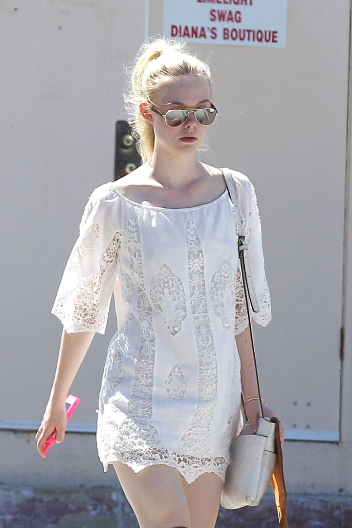 15 elle fanning - photo #1